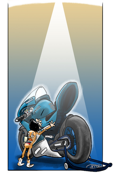 Danny Zemp Monday MotoGP Cartoons Archives - Danny Zemp